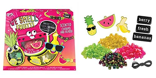 (Fashion Angels We Smell Fruity Bracelet Kit, Assorted)