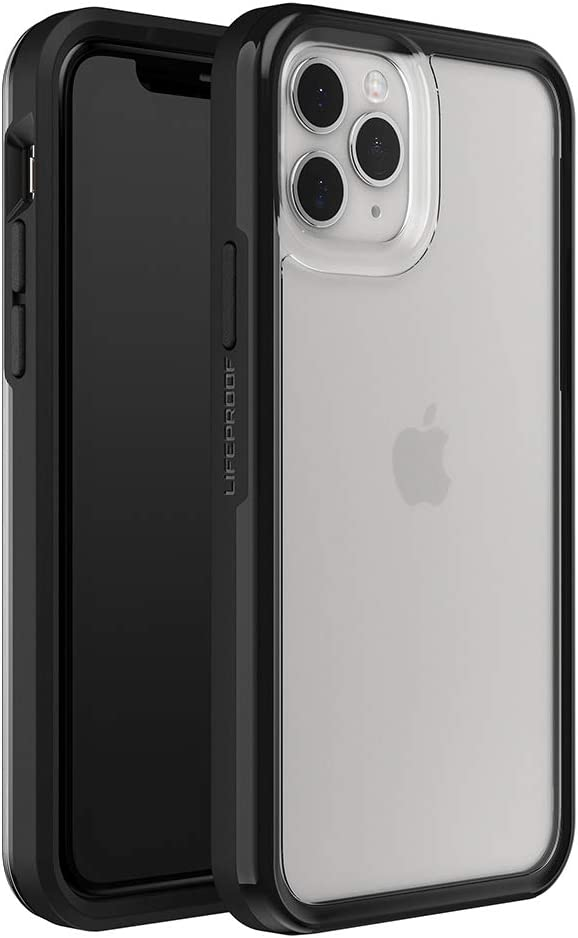 LifeProof SLAM Series Case for iPhone 11 Pro - Black Crystal (Clear/Black) (77-62551)