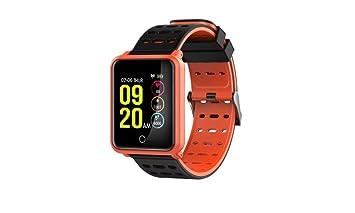 CELLYS - Montre connectée G-Wear Alpha Couleur - Orange