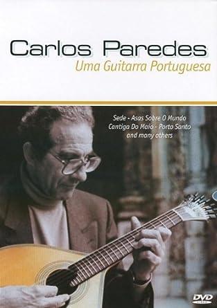 Carlos Paredes - Uma Guitarra Portuguesa Reino Unido DVD: Amazon ...