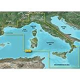 Garmin BlueChart® g2 HXEU012R - Italy West Coast - microSD/SD