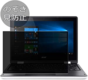 "Synvy Privacy Screen Protector Film for Acer Aspire R3-131T 11.6"" Anti Spy Protective Protectors [Not Tempered Glass]"