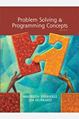 Problem Solving and Programming Concepts (8th Edition) Paperback