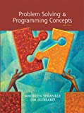 img - for Problem Solving and Programming Concepts (8th Edition) book / textbook / text book