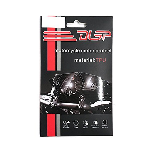 FATExpress Motorcycle Cluster Scratch Protection Film Screen Protector Speedo Cover for 2017-2018 Honda Rebel 500 CMX CMX500 17-18