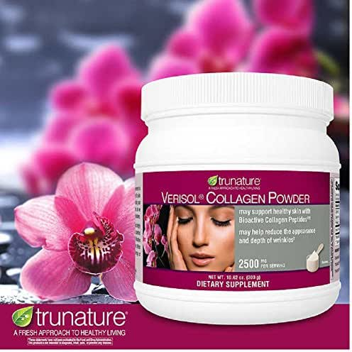 Trunature Verisol Collagen Powder 2,500 mg, 10.62 Ounces