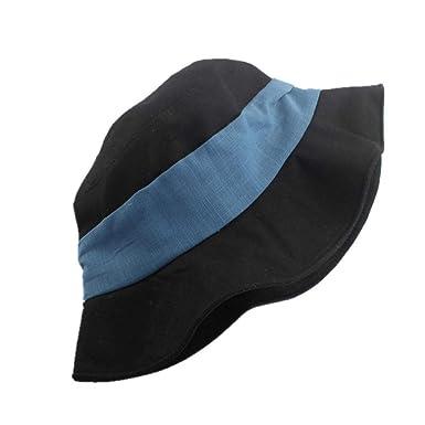 Gorro De Pescador Mujer Versión Coreana del Sombrero De Pescador ...