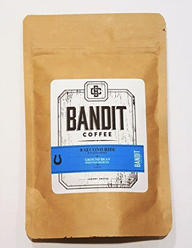8 Go along with Ride - Luxury Fair Trade Instant Coffee By Bandit Coffee - Peruvian Sourced & Premium Quality