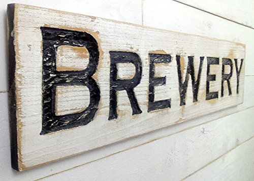 Brewery Sign Horizontal - 40