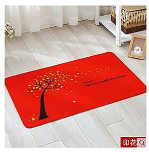 Absorbente Mats Felpudo dormitorio salón cocina baño alfombrillas alfombras antideslizantes alfombra 23* 35pulgada personalizado