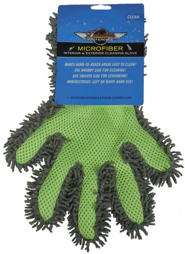 Eurow Microfiber Interior Exterior Cleaning Glove