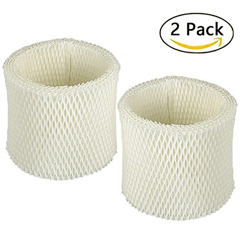 2-Pack HAC-504AW Replacement Filter for Honeywell HAC-504AW Humidifier fit Honeywell HCM-600, HCM-710, HCM-300T & HCM-315T by Aunifun 504 Humidifier