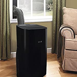 Della 14000 BTU 4-in1 Portable Air Conditioner Fan Cooling Dehumidifier Cool LED with Remote Control
