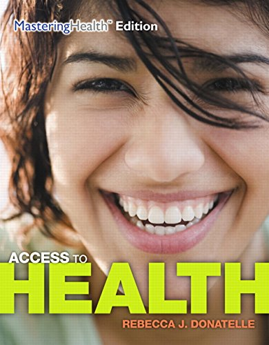 Access to Health Plus MasteringHealth with eText -- Access Card Package (14th - Address Packages By Track