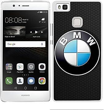 LC Diseños Coque pour Huawei P9 Lite Logo-BMW: Amazon.fr: High-tech