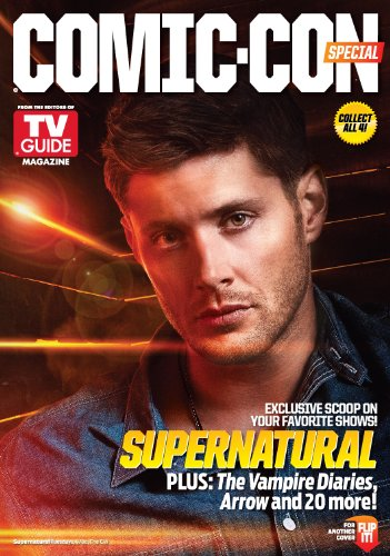 TV Guide Magazine (July 2013) Comic Con Special - Supernatural PDF