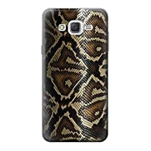 R2712 Anaconda Amazon Snake Skin Graphic Printed Case Cover For Samsung Galaxy J7