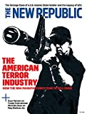 Magazine Subscription The New Republic (36)  Price: $83.88$34.97($2.91/issue)