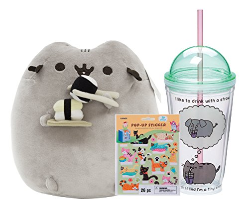 Sushi Cat Roll Costume (Pusheen Sushi Plush | Pusheen 9.5
