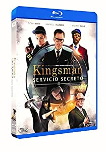 Kingsman: Servicio Secreto [Blu-ray]