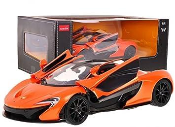 BSD RASTAR RC Coche Teledirigido de Control Remoto McLaren ...