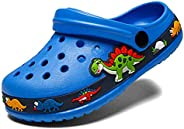 CERYTHRINA Kid's Cute Garden Clogs Shoes Cartoon Slides Sandals Clogs Children Beach Pool Slip