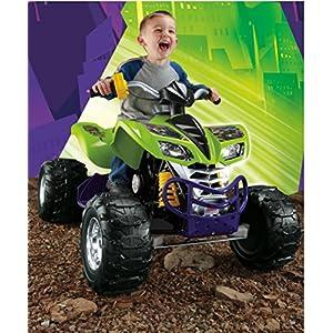 Fisher-Price Power Wheels Nickelodeon Teenage Mutant Ninja Turtles Kawasaki KFX