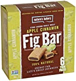Nature's Bakery Whole Wheat Fig Bars – Apple Cinnamon – 6 ct Review