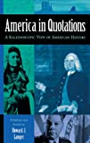 America in Quotations, , 0313308837