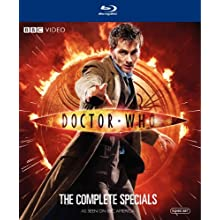 Doctor Who: The Complete Specials (The Next Doctor / Planet of the Dead / The Waters of Mars / The End of Time Parts 1 and 2) [Blu-ray] (2010)