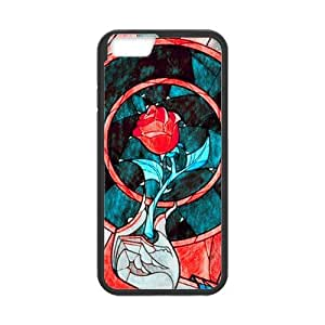 Zheng caseZheng caseCute Best Red Rose Flower Design Snap on Case Cover for Personalized Case for iPhone 4/4s (Laser Technology) Case Screen iPhone -01