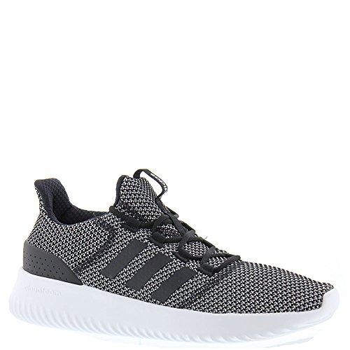 Gloves Adidas Athletic (adidas Men's Cloudfoam Ultimate Running Shoe Black/White, 13 Medium US)