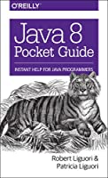 Java 8 Pocket Guide Front Cover