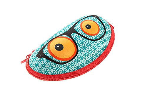 ZIPIT Beast Box Glasses Case, Blue