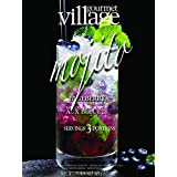 Gourmet du Village Mojito Blueberry Flavoured Mix, 3.7 Ounce