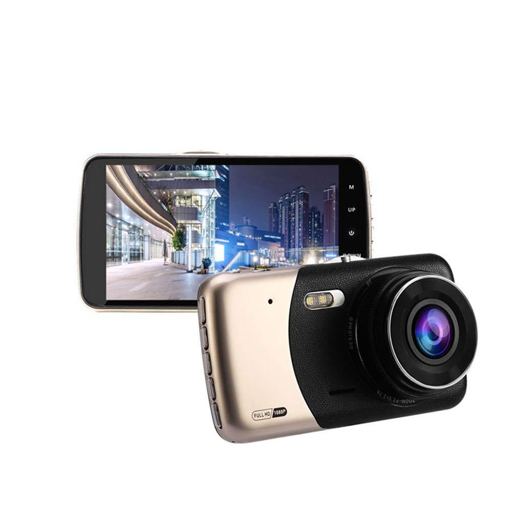 MeiLiio ドライビングレコーダーカメラ 1080P 高精細 WiFi 車 DVR カメラ 170度広角 Gセンサー カードライビングレコーダー ナイトビジョン ループレコーディング HDR駐車モニター (シングルカメラフロント)  02-Dual Dash Cam B07JMXLXSL