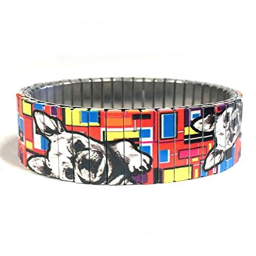 french bulldog bracelet - 5