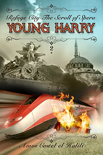 Young Harry: The Scroll Of Spera by Amos Castel el Halili ebook deal