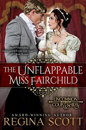 Free eBook - The Unflappable Miss Fairchild