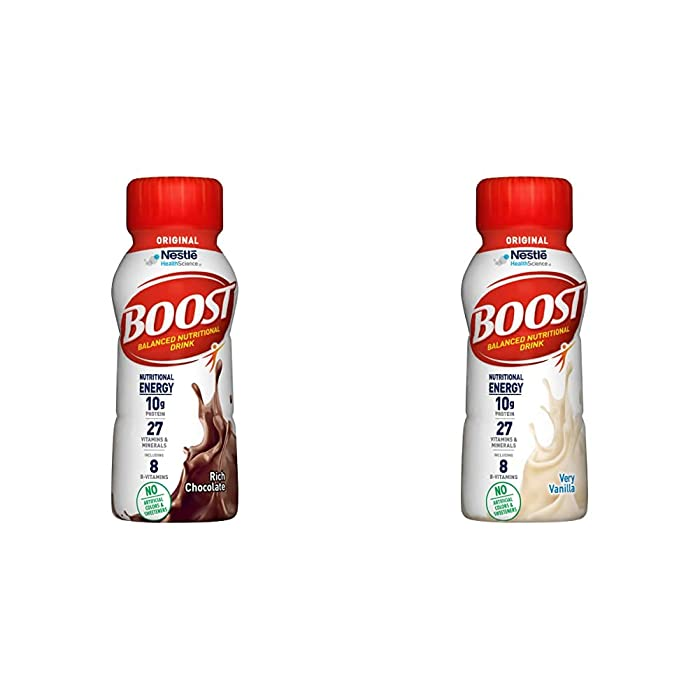 The Best Boost Beverage