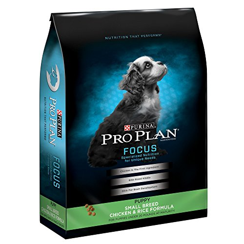 (Pro Plan Purina Focus Small Breed Chicken Rice Dry Puppy Food (6 Lb))