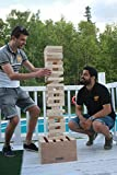 Giant Timber - Jumbo Size Wood Game - Ideal for
