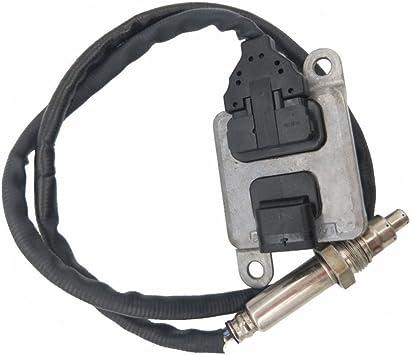 Amrxuts 5WK96682D Nox Sensor Nitrogen Oxide Sensor for Mercedes W166 W172 W205 W221 W251 W212 W207 Sprinter 0009053503 A0009053503