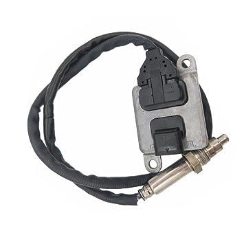 Germban 0009053503 Nitrogen Oxide Sensor 8-Wire NOX Sensor Fits for  Mercedes W166 W172 W205 W221 W251 W212 W207 Sprinter 5WK96682D A0009053503