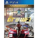 The Crew 2 Steelbook Gold Edition PlayStation 4「クルー2スチールブックゴールドエディションプレイステーション4北米英語版 [並行輸入品]