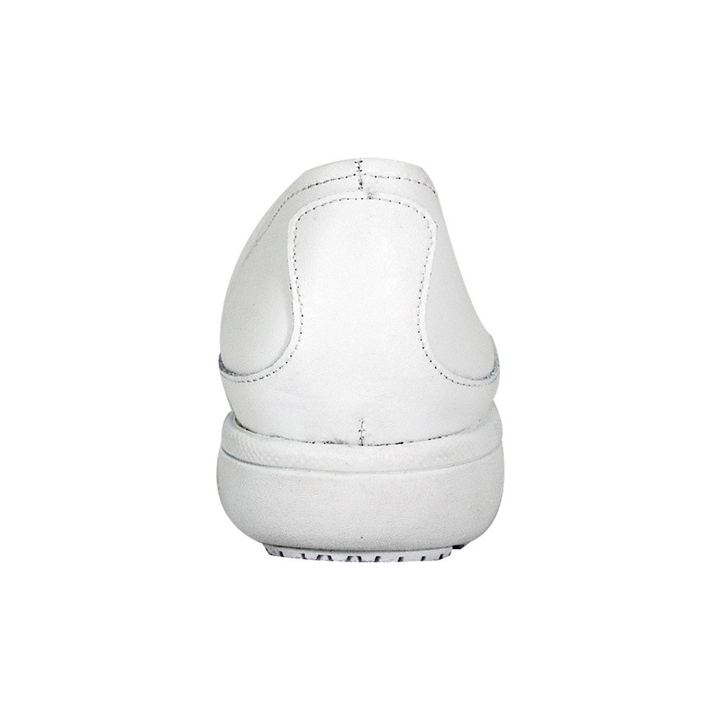 24 Hour Comfort  Janine (1057) Women Extra Wide Width Shoes White 8 by 24 Hour Comfort (Image #4)