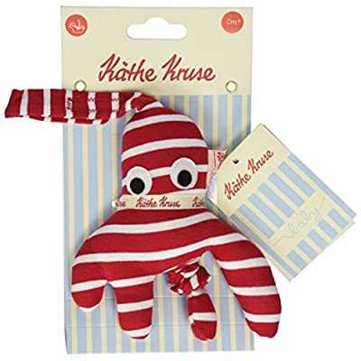 Kathe Kruse - Octopus Baby Mobile, Red : Crib Toys : Baby