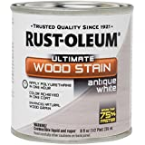 Ultimate Wood Stain 8oz-Antique White