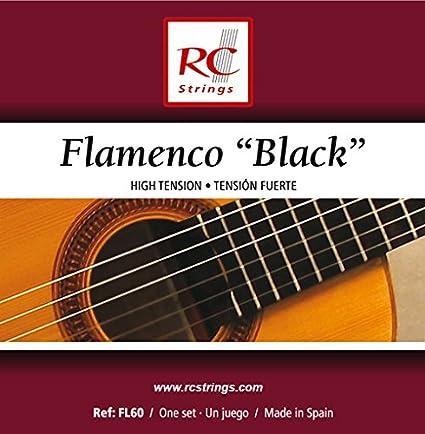 Royal Classsics FL60 - Cuerdas para guitarra, tensión normal ...