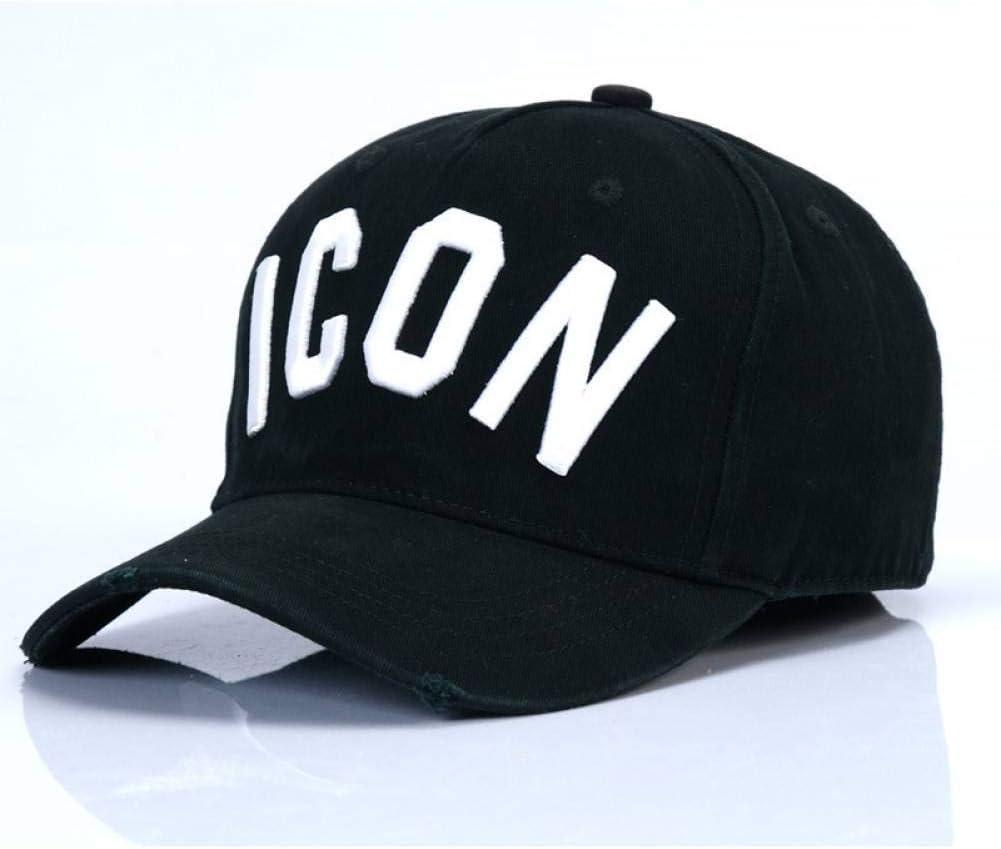 MDKZ Gorra De Beisbol Icon Cap Hat para Hombres Mujeres Patrón De ...